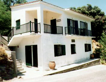 The Folklore Museum of Perdiki