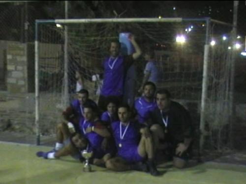 Οι πρωταθλητές