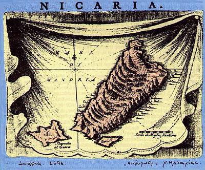 Χάρτης του 1696