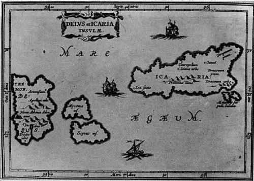 Χάρτης του 1660