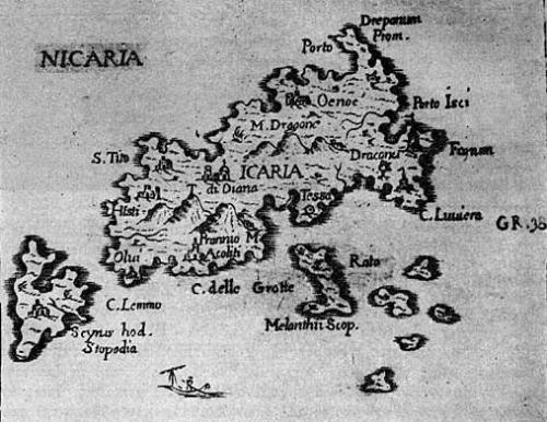 Χάρτης του 1688