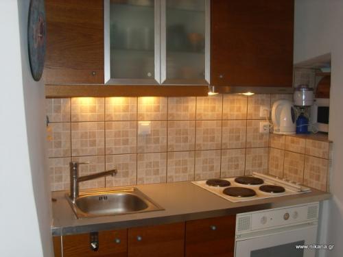 Κουζίνα 1ου ορόφου