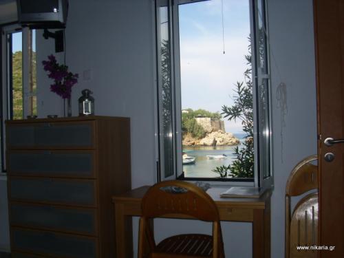 Θέα από δωμάτιο ισογείου
