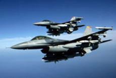 Μηχανική βλάβη τουρκικού F-16 πάνω από την Ικαρία