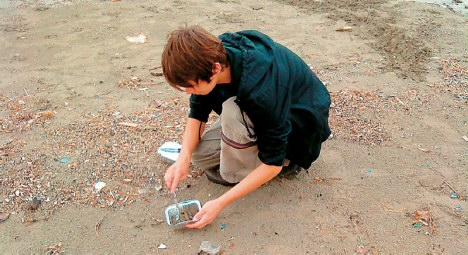 Νέοι ρύποι στο Αιγαίο απειλούν την υγεία