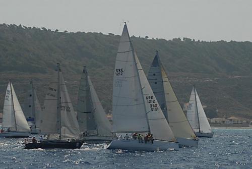 Στο επίκεντρο το Aegean Regatta 2009