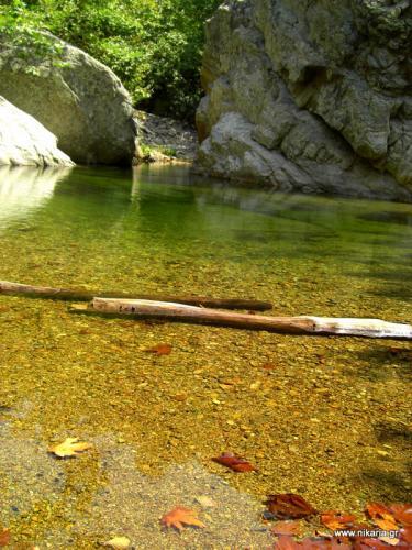 Παραδείσια νερά...