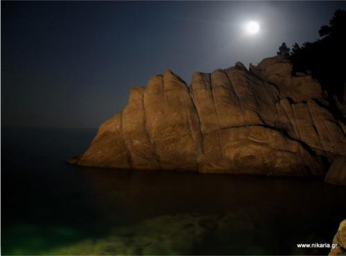 full moon party, Μαγγανίτης 2010