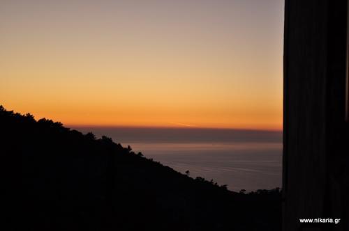 Ηλιοβασίλεμα Μαράθου