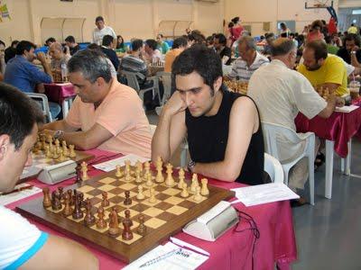 """34ο Σκακιστικό Τουρνουά """"Ίκαρος"""" 2011"""
