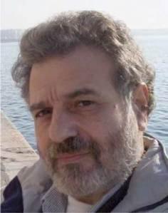 Ο Ηλίας Γιαννίρης, επικεφαλής και υποψήφιος Περιφερειάρχης του συνδυασμού Οικολογικός Άνεμος» στο Βόρειο Αιγαίο.