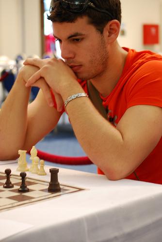 Αγωνιστικό «παρών» από τη νέα σκακιστική γενιά!
