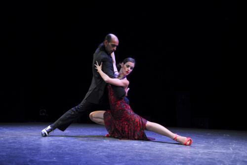 Σεμινάριο χορού Tango & Latin