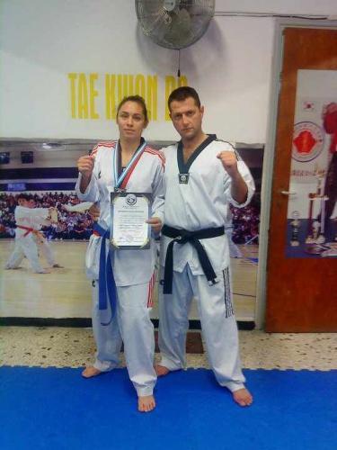 Χρυσό για τον Π.Α.Σ. Ίκαρος στο Taekwondo