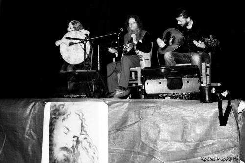 Φωτογραφίες από τη συναυλία του Ψαραντώνη
