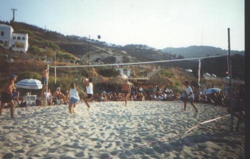 15ο τουρνουά beach volley του Συλλόγου Νεολαίας Ικαρίας