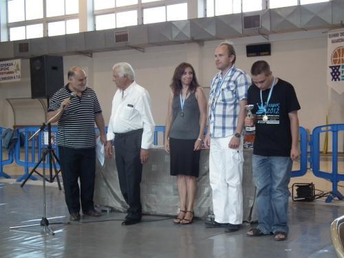 Ο 20χρονος Ούγγρος Προχάσκα νικητής στην Ικαρία